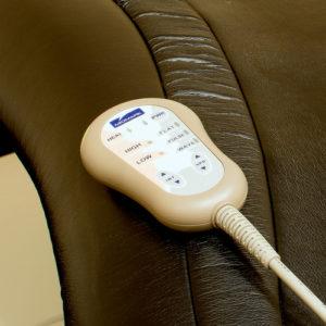 amenities dental office massage chairs