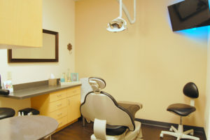 flower mound dental chair