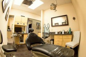 flower mound dental office chair